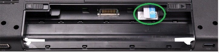 Where Is Sim Card Slot On Dell Inspiron N5110 | Dell Inspiron N5110