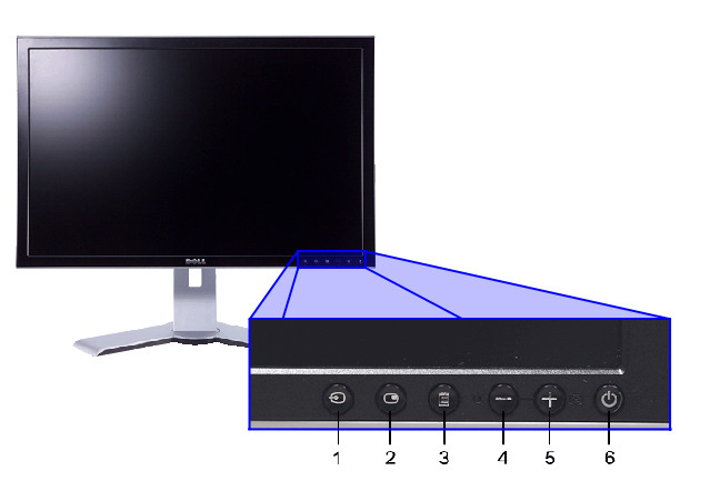 Monitor Power Button : Dell monitor schematic get free image about wiring diagram