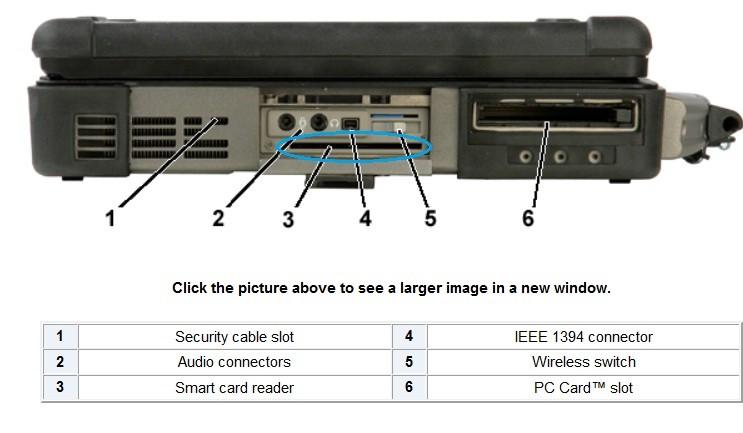 Where Is Dell Latitude D630 Smart Card Dell Latitude border=