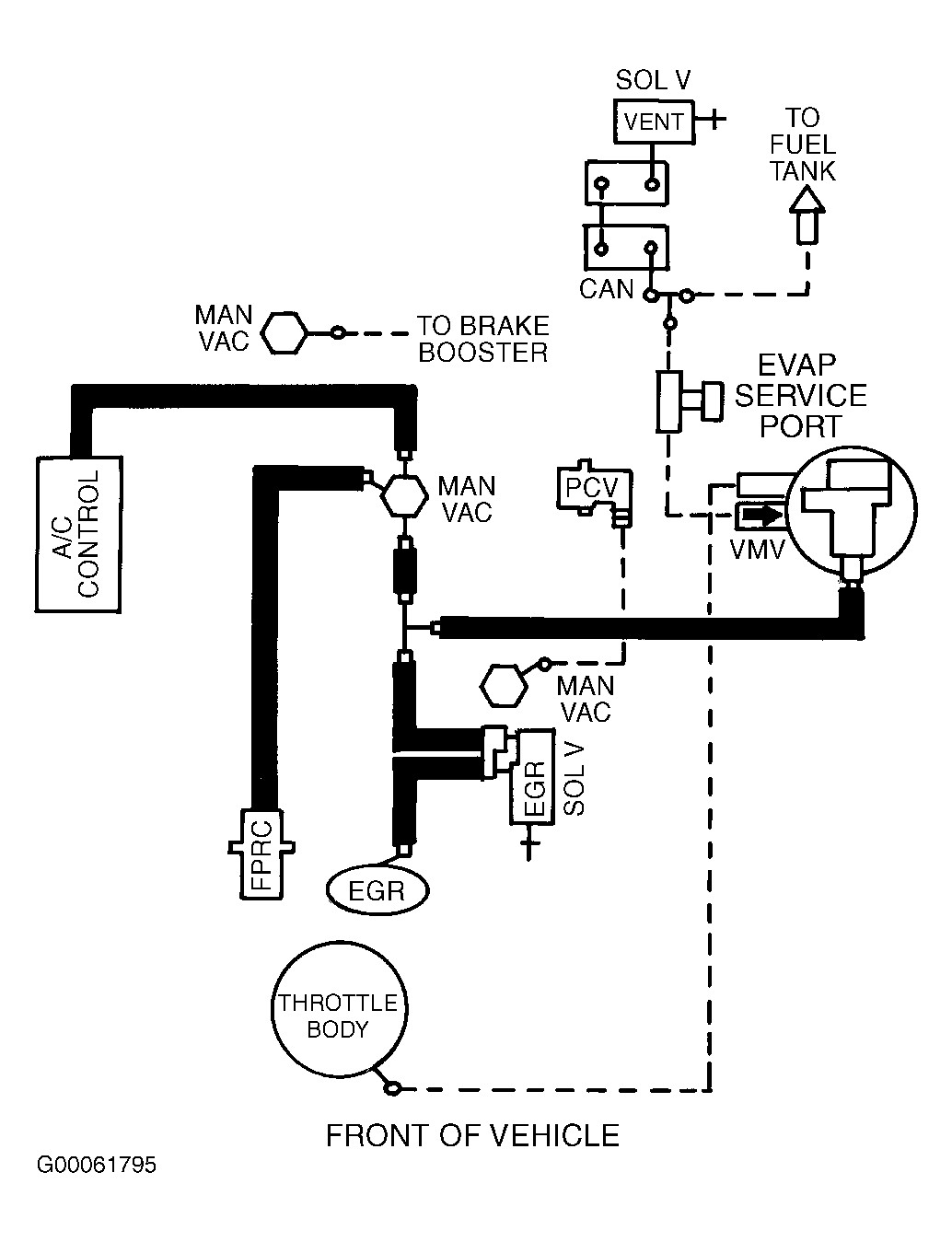 2001 ford explorer sport trac vacuum diagram  ford  auto