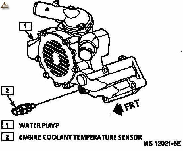 lt1 cooling system issues