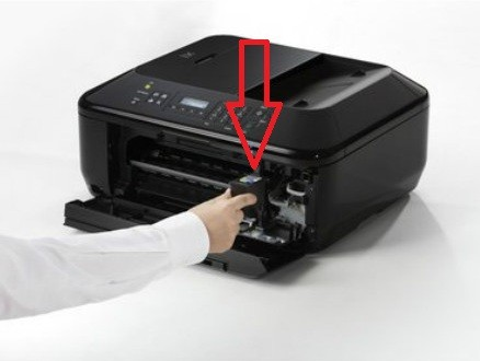 Location Of Wps Pin On Canon Printer Canon PIXMA Wps ...