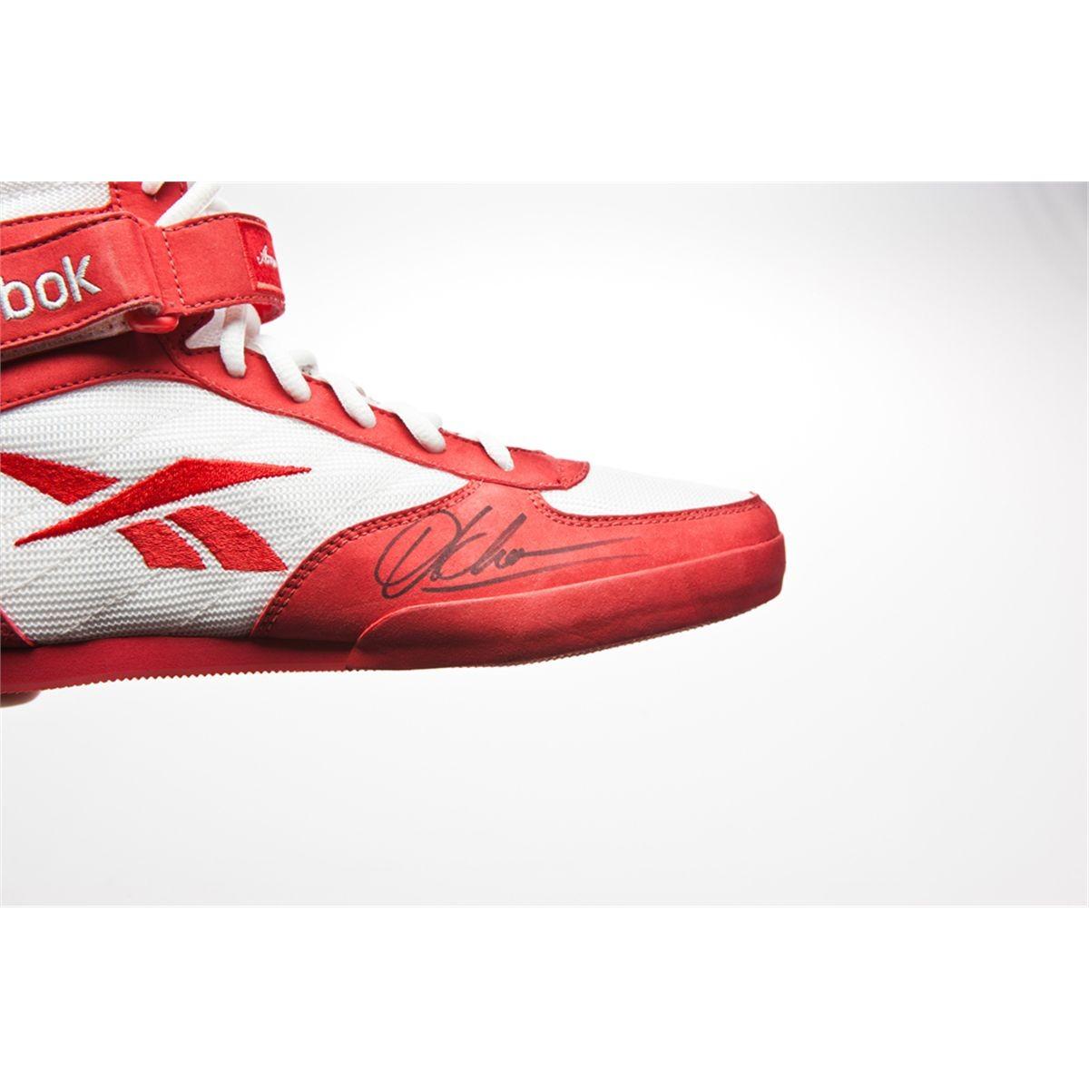 Mayweather Reebok Boxing Shoes