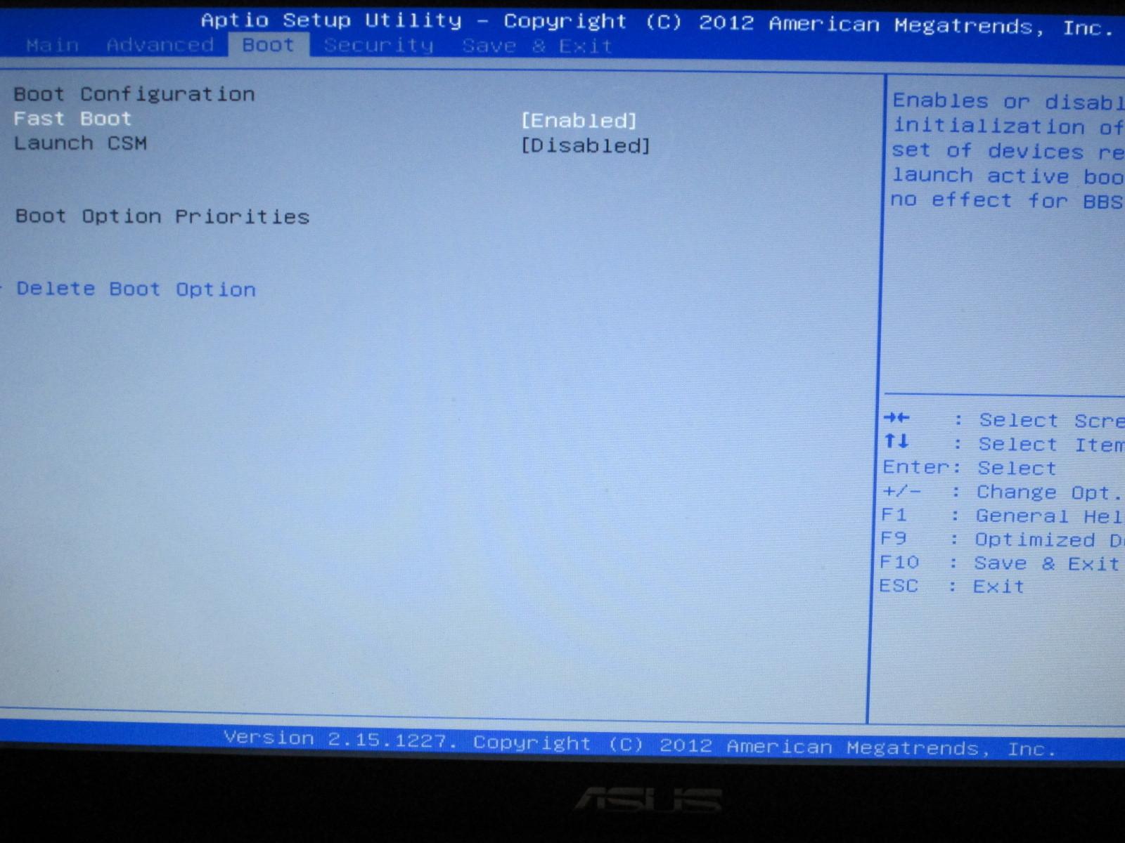 Asus laptop boot menu - FOREX Trading