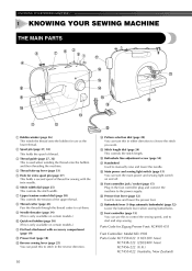 ls590 sewing machine