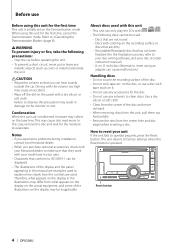 Kenwood DPX308U Buttons Not WorkingHelpOwl.com