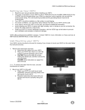 ReplacementScrews Stand Screws for Vizio VO400E
