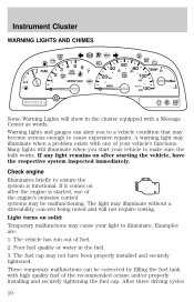 2003 ford windstar owners manual pdf
