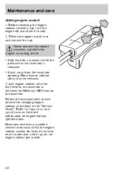 Ford Contour Owners Manual D C A Ffec