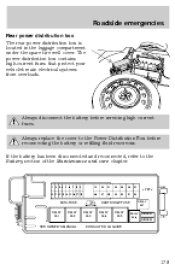 2001 lincoln ls owners manual