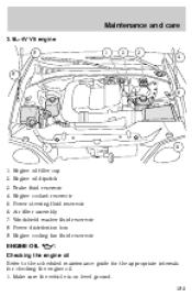 Where Is The Transmission Fluid Reservoir Located On A 2000 Lincoln. Engine Oil Filler Cap Dipstick Brake Fluid Reservoir Coolant Power Steering Air Filter Assembly Windshield. Lincoln. Lincoln Ls Transmission Dipstick Diagram At Scoala.co