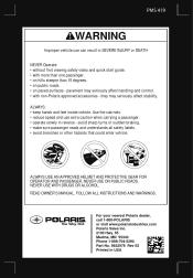 polaris ranger rzr 800 service manual repair 2011
