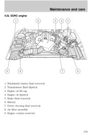 2002 Ford Explorer Transmission Diagram