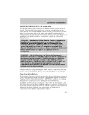 2006 mazda tribute owners manual