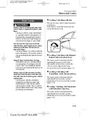 2010 mazda cx 7 owners manual