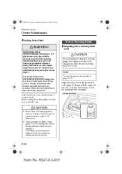 Mazda MILLENIA repair manual
