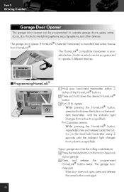 How To Program Homelink Lexus Rx 350 Download Free