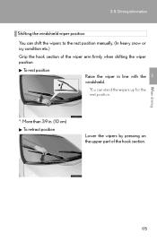 lexus es 350 owners manual