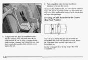 2001 oldsmobile intrigue passenger wiper blade will not. Black Bedroom Furniture Sets. Home Design Ideas