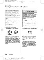 2007 mazda 3 owners manual