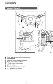 Scion Headlight Warning