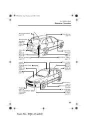 2003 mazda protege owners manual