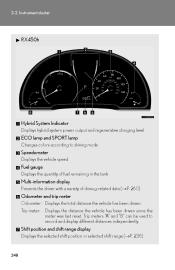 2013 lexus rx450h owners manual