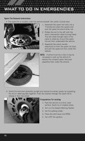 Dodge Grand Caravan User Guide Cfc C F on Dodge Caravan Spare Tire Remove