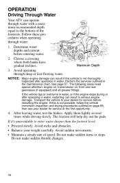polaris trail boss 330 service manual