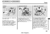 honda ridgeline fuse panel honda free engine image for user manual