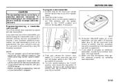 2007 suzuki grand vitara owners manual