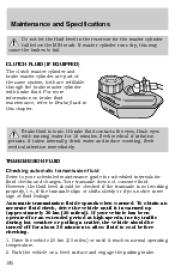 2002 mercury cougar owners manual