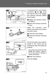 2002 toyota tacoma wiring diagram 2011 toyota tacoma double cab problems, online manuals and ... 2013 toyota tacoma wiring manual #13
