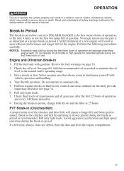 polaris ranger 800 owners manual