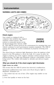abs light   ford explorer support