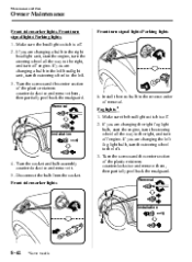 Turn The Socket And Bulb Embly Counterclockwise Remove It 5 If You Right Steering Wheel To Left Headlight Unit Off 2
