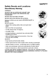 Polaris Parts Manual online Rzr 1000 high lifter for Sale